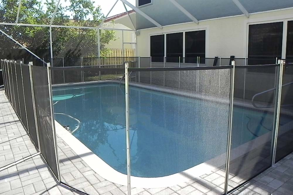 Baby Guard Pool Fence Of Jacksonville Florida Pool Fences